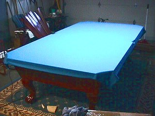 Getting The Slate Ready For Cloth And COMPLETING THE TABLE - Pool table slate screws